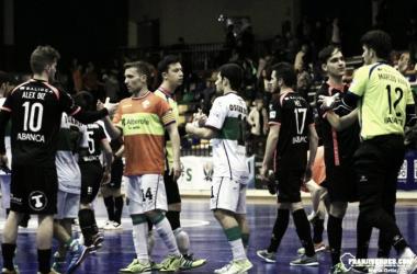 Santiago Futsal alcanza la permanencia en Elche