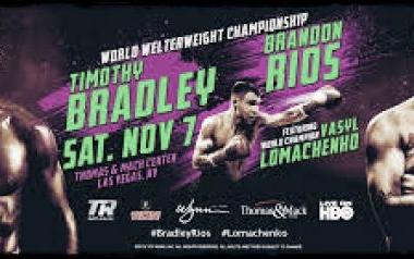 Bradley vs Rios/Foto:elclubdelcombate.com