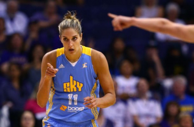 The MVP Race In The WNBA Is Heating Up