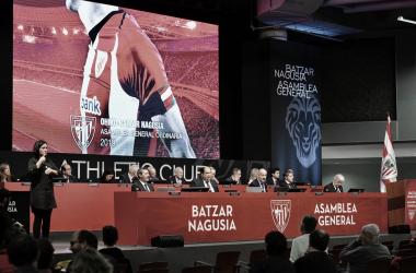 El Athletic convoca la Asamblea de compromisarios/as el 27 de diciembre de forma telemática