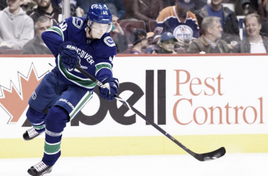 <span><span>Elias Pettersson Vancouver Canucks (photo courtesy of Espn.com)</span></span><br>