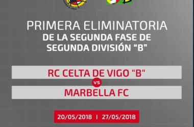 El Celta B será el primer escollo del Marbella FC hacia Segunda