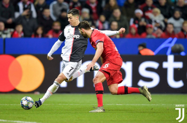 La Juventus passa a Leverkusen: decidono Ronaldo e Higuain