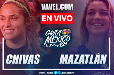 Resumen y goles: Chivas 2-0 Mazatlán en Liga MX Femenil Apertura 2021