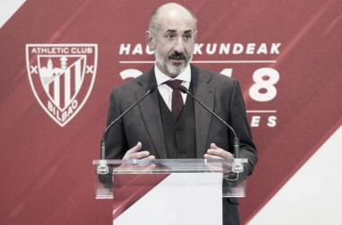 Elizegi, nuevo presidente del Athletic