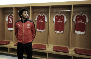 Opinion: Mohamed Elneny is not the answer to Arsenal's midfield problems