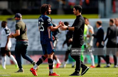 Mohammed Elneny on Arteta and returning to Arsenal