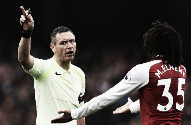 La FA revoca la tarjeta roja de Mohamed Elneny