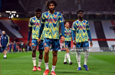 Mohamed Elneny's excellent professionalism makes him the ideal player to have in your squad