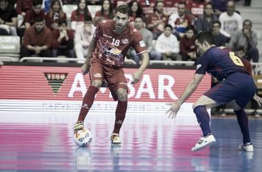 ElPozo Murcia sorprende alBarça Lassa y le supera en la clasificación
