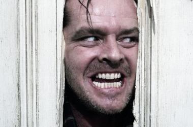 Jack Nicholson protagonizó este clásico del terror. (Foto (sin efecto): Fondosdepantalladeterror).