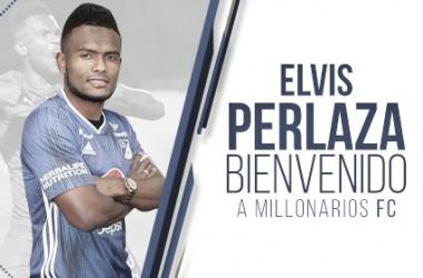 Elvis Perlaza: una segunda oportunidad en Millonarios