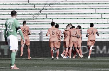 Montpellier se recupera na Ligue 1 com vitória fora de casa e mantém Saint-Étienne em queda livre
