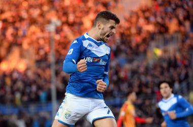 Seconda vittoria consecutiva per il Brescia: Lecce KO 3-0 grazie ad un super Spalek