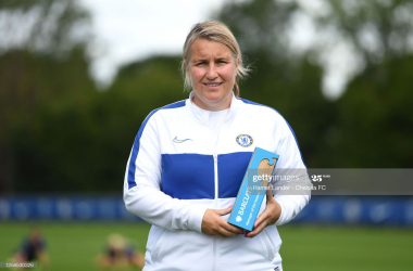 Emma Hayes looks to get first trophy of the season at Wembley