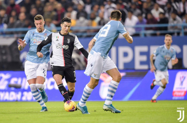 La Lazio vince la Supercoppa italiana: sconfitta la Juventus 3-1