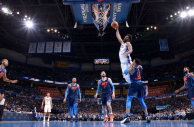NBA Week 15 : Westbrook postérisé , la NBA félicite le Process