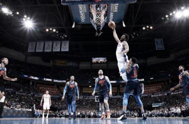 Resumen NBA: Embiid protagoniza una de las jugadas de la temporada