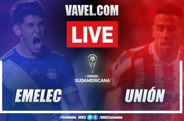 Emelec pierde de local y es eliminado de la Copa Sudamericana 2020 (1-2)