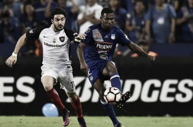 Fora de casa, San Lorenzo bate o Emelec e garante vantagem na Libertadores