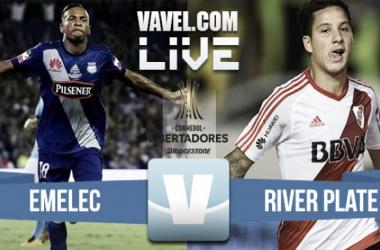 Emelec vs River Plate en vivo | Foto: VAVEL