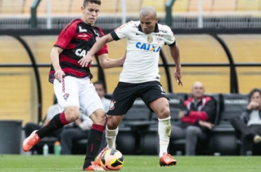 Vitória x Corinthians, Campeonato Brasileiro