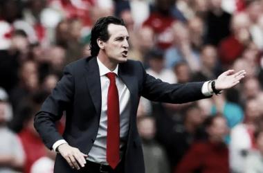 """Emery: """"Debemos continuar con calma"""""""