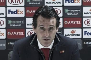 """Emery: """"La lesión de Welbeck es la peor noticia de esta noche"""""""