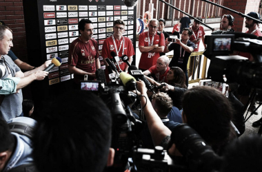 """Emery: """"Si hay alguna oportunidad de intentar fichar a algún jugador, lo haremos"""""""