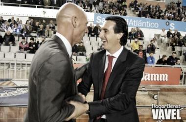 """Emery: """"Nos gusta la Copa"""""""