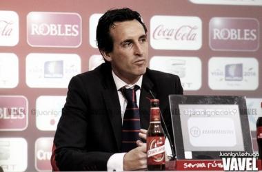 """Emery: """"Era una prioridad ganar por Antonio Puerta"""""""