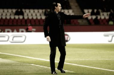 Evolução do PSG ao longo da temporada anima técnico Unai Emery