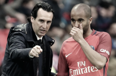 Unai Emery elogia atuação do PSG e quer time mantendo a competitividade na reta final