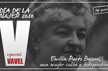Emilia Pardo Bazán, una mujer culta e independiente