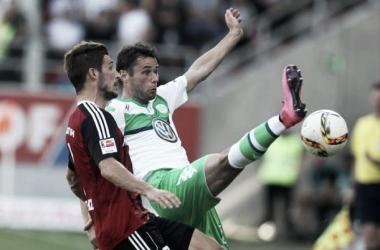 El Ingolstadt salva un punto ante un desacertado Wolfsburgo