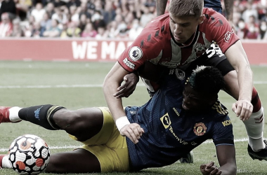 Manchester United no pudo con Southampton | Foto: Premier League
