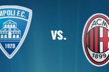 In diretta dallo stadio Carlo Castellani di Empoli, l'anticipo della 4^giornata di Serie A, Empoli vs Milan.