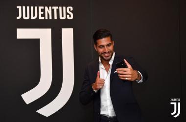 Serie A: Ufficiale Emre Can alla Juventus