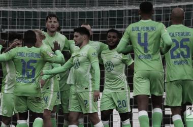 Trepidante victoria del Wolfsburgo sobre el Hoffenheim