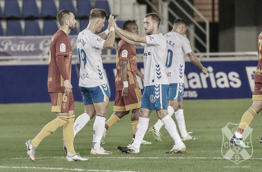 El Tenerife suma una victoria necesaria (1-0)
