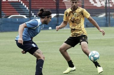 Amistoso disputado el 14 de noviembre de 2020 (Foto: Prensa Tigre).