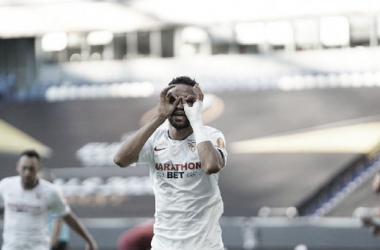 """En-Nesyri: """"Estoy concentrado ya para hacerlo en el próximo partido"""""""