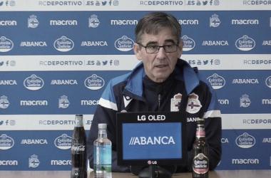 """Fernando Vázquez: """"A veces, los jugadores son lo que la afición quieren que sean"""""""