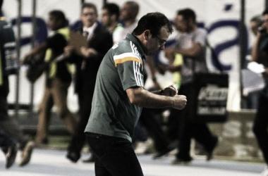 """Enderson comemora classificação para quartas de final da Copa do Brasil: """"Fomos em busca da vitória"""""""