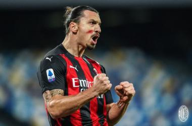 Ibrahimovic stende il Napoli: il Milan si riprende la vetta