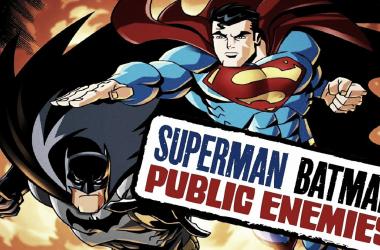 Superman/Batman: Enemigos públicos fue la sexta producción animada de DC que se estrenó en 2009.Fotografía de rewafesa.cf