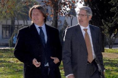 Ricardo García (izquierda), líder de 'Energy'. Foto: Ondajerez.com