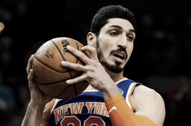 Enes Kanter se muestra crítico con el 'tanking'. | Foto: NBA.com