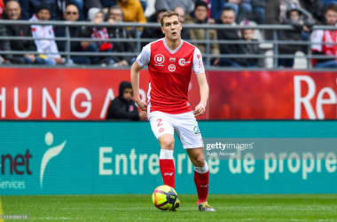 Aston Villa sign Björn Engels from Stade de Reims