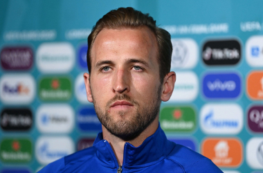 Winning silverware in an England shirt the ultimate goal for captain Kane